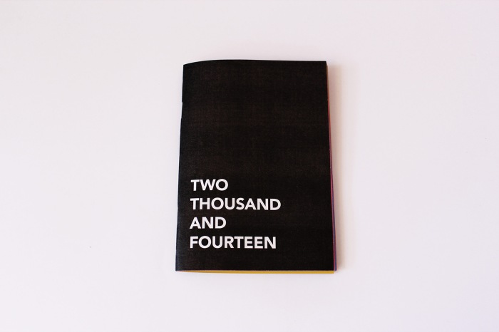 Two Thousand and Fourteen Calendar_1